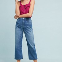 3x1 NYC Addie Ultra High-Rise Cropped Jeans