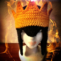 Disney Snow White EVIL QUEEN styled Hat  / CROWN Costume