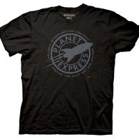 Futurama Faded Planet Express T-shirt - Futurama - | TV Store Online