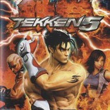 Tekken 5 [Black Label] (Sony PlayStation 2, 2005)