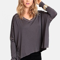 Give Me A Break Oversized Top