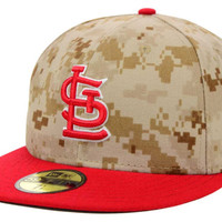 St. Louis Cardinals MLB 2014 Memorial Day Stars and Stripes 59FIFTY Cap