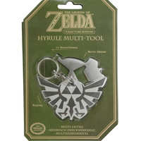 The Legend Of Zelda Hyrule Multi-Tool Key Chain