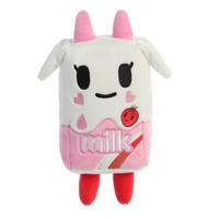 Strawberry Milk Plush