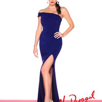 Mac Duggal 61699 Purple 2