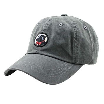Frat Hat in Graphite by Southern Proper