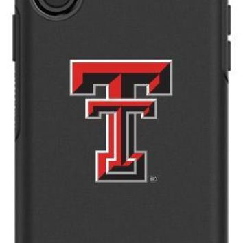Texas Tech Red Raiders Otterbox Smartphone Case for iPhone and Samsung Devices