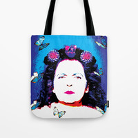 My Mother Tote Bag by Azima