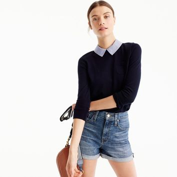 Collared Tippi sweater