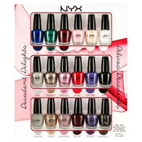 NYX Decadent Delights Nail Art Collection :: Nail Polish Sets :: Sets :: Cherry Culture