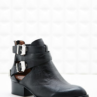 Jeffrey Campbell Cut-Out Boots in Black - Urban Outfitters