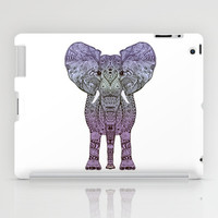 *** ELEPHANT GIRL ***  iPad Case by Monika Strigel