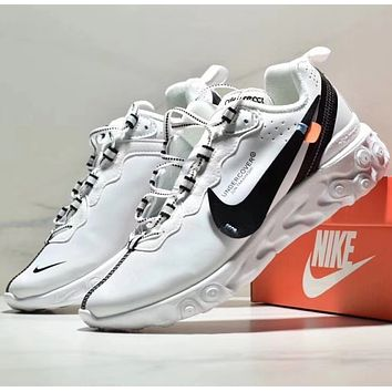 NIKE REACT ELEMENT Fashion casual sports shoes