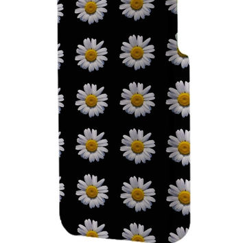 Best 3D Full Wrap Phone Case - Hard (PC) Cover with Little Daisy Design
