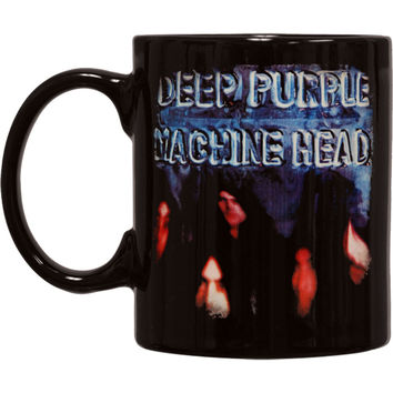 Deep Purple - Coffee Mug
