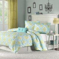 Katelyn Paisely Comforter Set