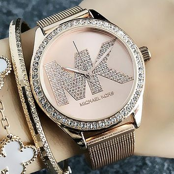 MICHAEL KORS DIAMOND WATCHES WOMENS/MENS MK WATCH