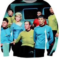 Star Trek Crewneck Sweatshirt