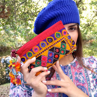 The Indie Coin Clutch