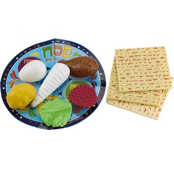 Passover Seder Food Toy Set 10pc | Party City