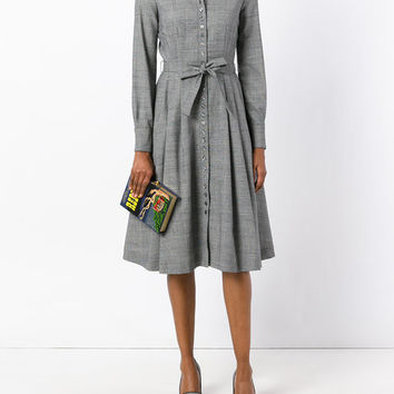 Olympia Le-Tan Shirt Dress - Farfetch