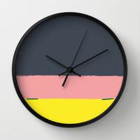 halo n18 Wall Clock by HaloCalo