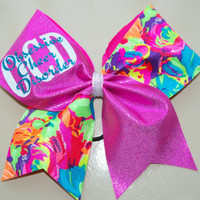 OCD Cheer Bow