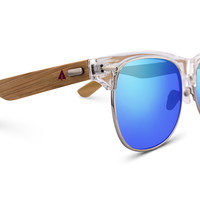 Wooden Sunglasses // Sailor 78