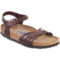 Birkenstock Women's Bali Soft Footbed (N) Habana Oiled Leather