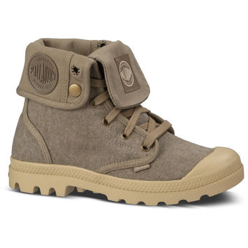 PALLADIUM BAGGY SAND/BROWN 7.5