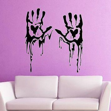 Wall Stickers Vinyl Decal Abstract Love Romance Modern Decor Unique Gift (ig1809)
