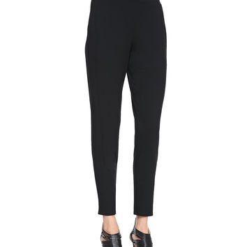 Slouchy Tapered Featherweight Jersey Pants, Size: