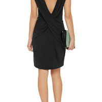 T by Alexander Wang Matte-jersey dress – 60% at THE OUTNET.COM