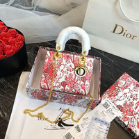 DIOR Lady Dior Mini Bag