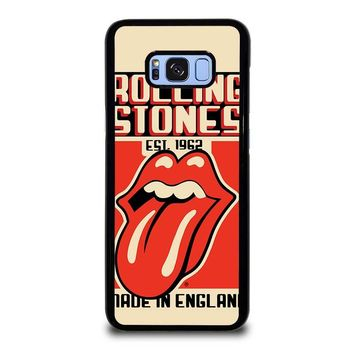 THE ROLLING STONES 1962 Samsung Galaxy S8 Plus Case Cover