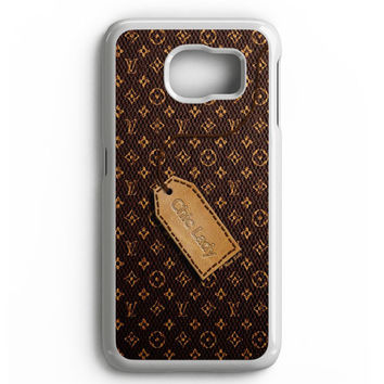 Louis Vuitton Chic Lady Samsung Galaxy S6 Case Aneend