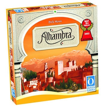 Alhambra - Tabletop Haven