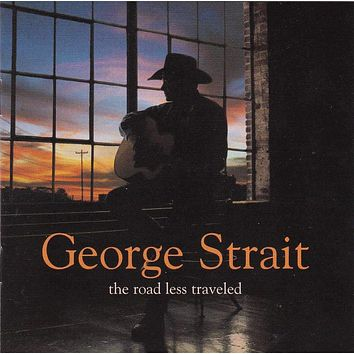 George Strait - The Road Less Traveled - Used CD