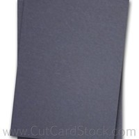 Navy - Flavours Gourmet Candied Blue Violet Card Stock 8.5x11 - 25 Pk