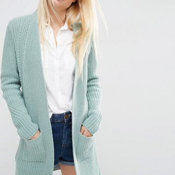 ASOS Ultimate Chunky Cardigan at asos.com