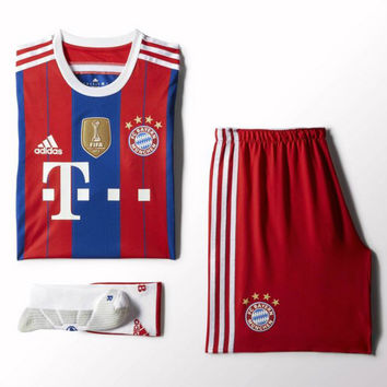 Bayern Munich Adizero Authentic Full Kit 2015