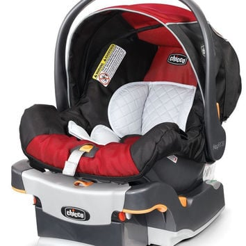 Chicco Keyfit 30 Infant Child Safety Car Seat & Base Fire