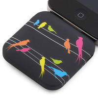 You're in Charge iPhone Battery Pack in Birds | Mod Retro Vintage Wallets | ModCloth.com