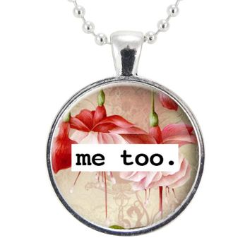 Me Too Necklace