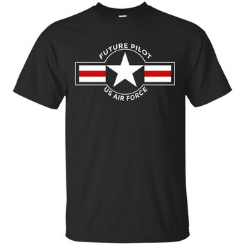 US Air Force Future Pilot Vintage T-Shirt