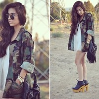 Army Jacket from ShopWunderlust
