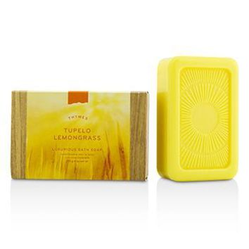 Thymes Tupelo Lemongrass Luxurious Bath Soap Ladies Fragrance