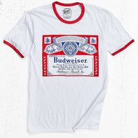 Budweiser Ringer Tee - Urban Outfitters