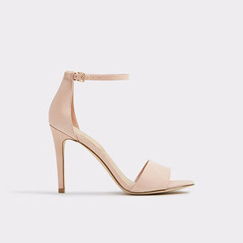 Fiolla Light Pink Women's Open-toe heels | ALDO US