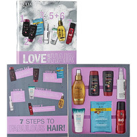 Love Your Hair 7 Steps To Fabulous Hair Sampler